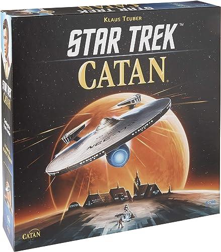 Mayfair [UK-Import] Star Trek Catan Board Game