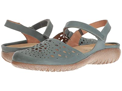 Naot Arataki (Sea Green Leather) Women
