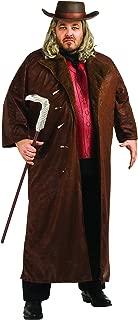 Rubie's Costume Co Men's Plus-Size Jonah Hex Quentin Turnbull Plus-Size Costume