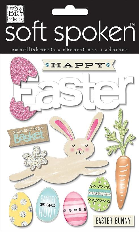 me & my BIG ideas Soft Spoken Easter Basket Adhesive Sheets
