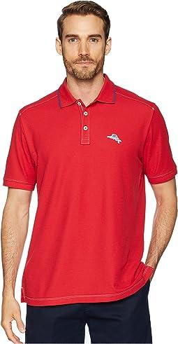 Aloha America Polo Shirt