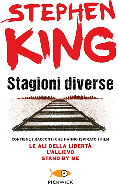 Stephen king - stagioni diverse (italiano) copertina flessibile  sperling & kupfer 978-8868360740