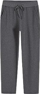 Women's Cotton Sweatpants with Pockets