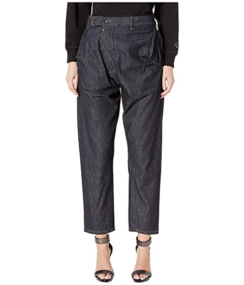 Vivienne Westwood Alcoholic Jeans in Blue