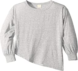 Flourish Long Sleeve Fleece (Big Kids)