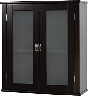 Best tall cabinet espresso Reviews