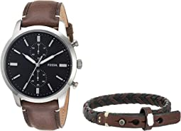 Fossil - 44mm Townsman - FS5394SET