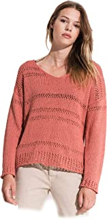 Rag Poets by Z Supply Women's Bara Open Knit Sweater