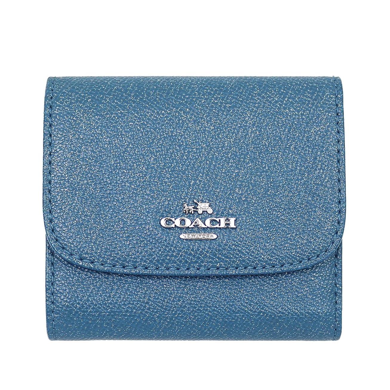 ディレイチャンバーミスペンド[コーチ] COACH 財布 (三つ折り財布) F15622 レザー 三つ折り財布 レディース [アウトレット品] [並行輸入品]