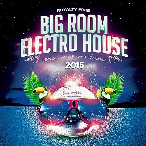 Royalty Free Big Room Electro House EDM Samples & Sound Kit