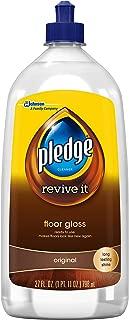 Pledge Floor Gloss - 27 Ounces - 2 Pack by Pledge