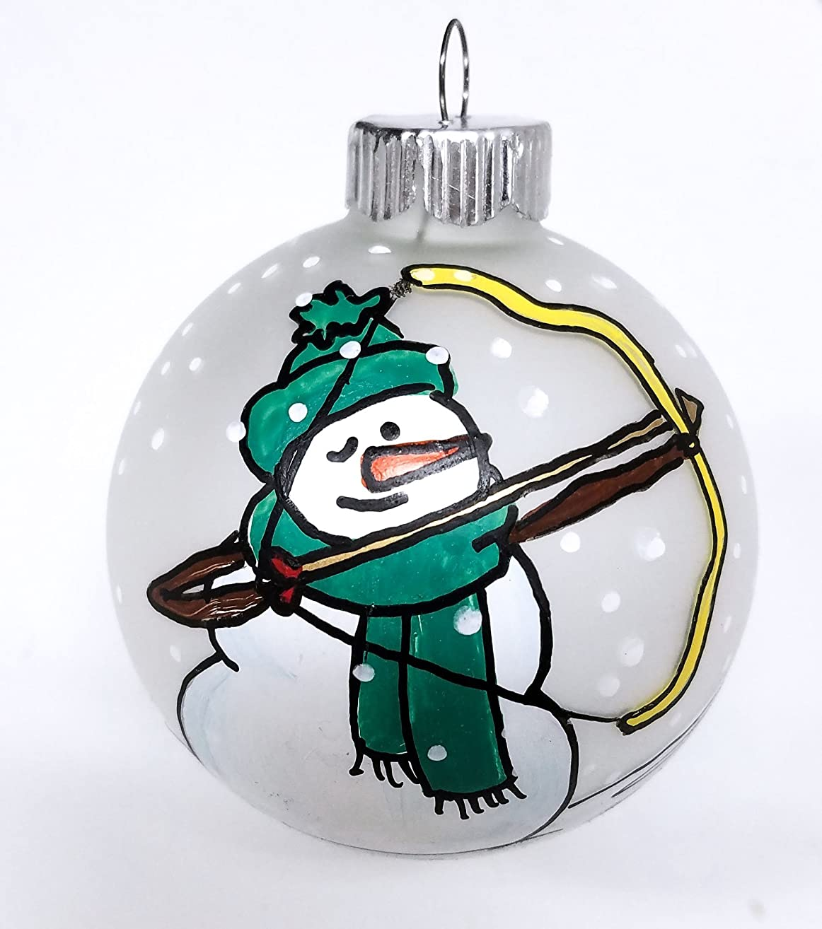 Archery Ornament Bow Hunting 2018