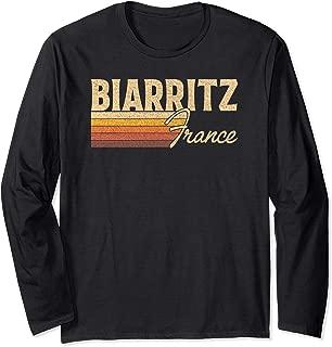 Best biarritz france shirt long sleeve Reviews