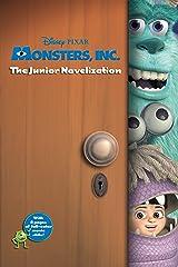 Monsters, Inc. Junior Novel (Disney Junior Novel (ebook)) Kindle Edition