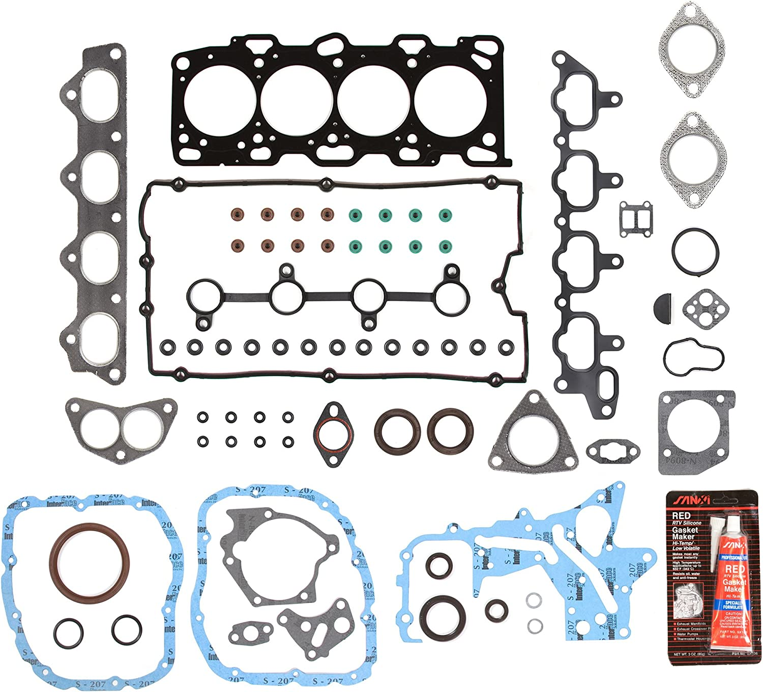 Cheap mail order specialty store Evergreen FS66025 Full Set Ranking TOP5 Gasket