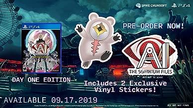 AI: The Somnium Files Standard Edition - PlayStation 4