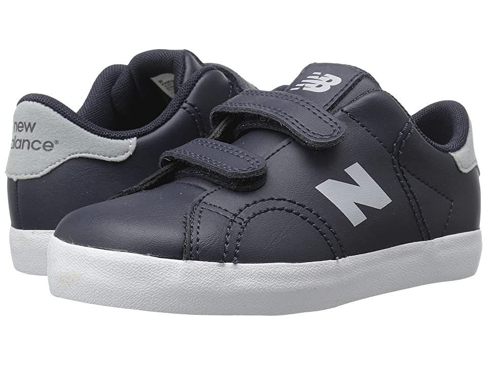 New Balance Kids KVCRTv1I (Infant/Toddler) (Grey/White) Kids Shoes