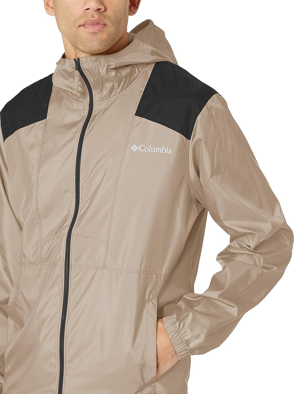 Columbia Mens Flashback Windbreaker Jacket Water Resistant