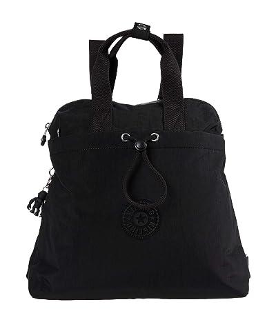 Kipling Goyo Medium (Black Noir) Backpack Bags