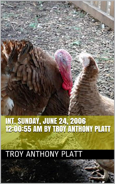 夜検査楽しむINT. Sunday, June 24, 2006 12:00:55 AM By Troy Anthony Platt (English Edition)