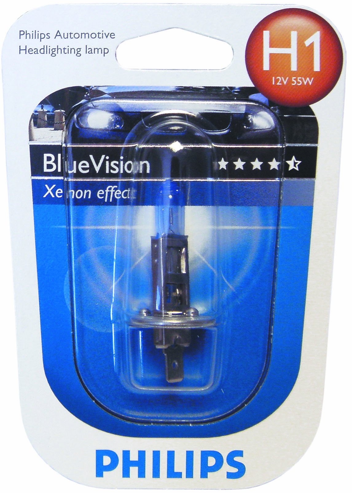 Philips Bluevision H1