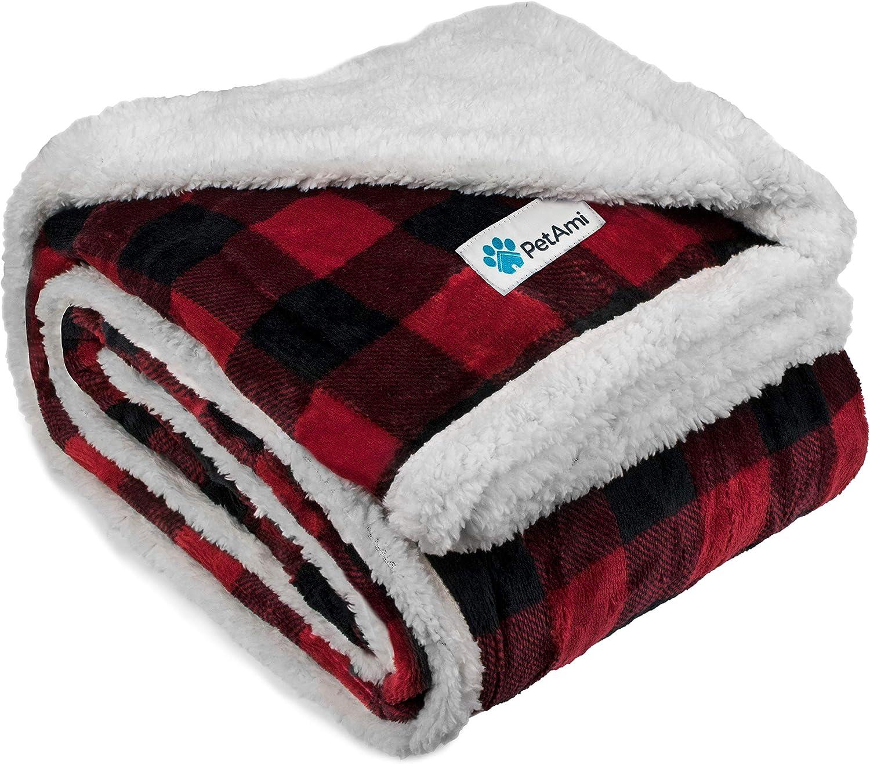 22. Sherpa Dog Blanket