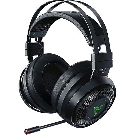 Razer Nari Wired/Wireless Gaming Headset - THX Spatial Audio - Gel Cushions