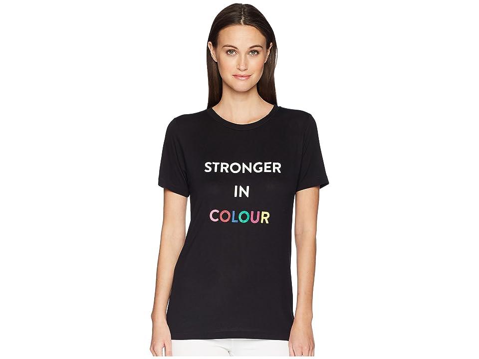 Prabal Gurung - Prabal Gurung Printed Stronger in Colour Tee