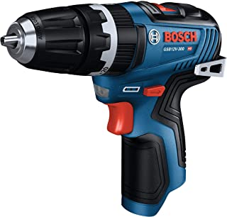 Bosch GSB12V-300N 12V Max Brushless 3/8 In. Hammer Drill/Driver (Bare Tool)