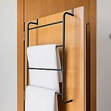 Amazon Co Uk Over Door Towel Rack