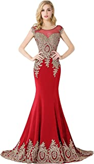 Best mermaid dress red Reviews