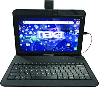 """Naxa Electronics NID-7020 7"""""""" Core Tablet with Android OS 8.1, Black"""""""