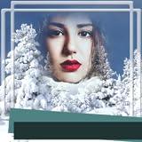 Marcos de fotos de invierno