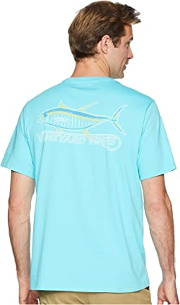Short Sleeve Tuna Hook Pocket Tee