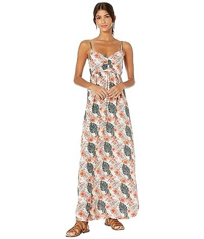 Roxy Brilliant Stars Maxi Dress (Tropical Print) Women