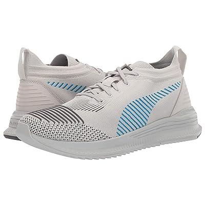 PUMA Avid Nu Knit (Glacier Gray/Indigo Bunting) Shoes