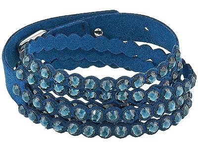 Swarovski Power Collection Bracelet (Montana Blue) Bracelet