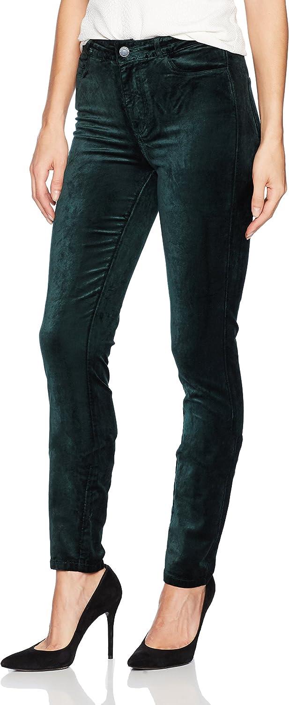 PAIGE Womens Hoxton Velvet Ultra Skinny Jeans Pants