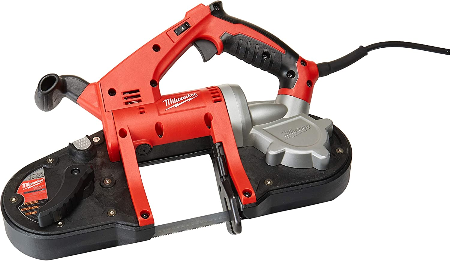 Milwaukee Electric Tool 6242-6 Luxury goods Compact At the price 120 VAC Band Saw Corded