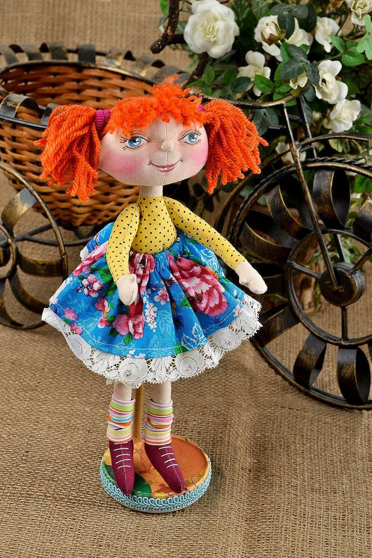 Handmade Designer Collection Toy Unusual Designer Doll Beautiful Kids Doll