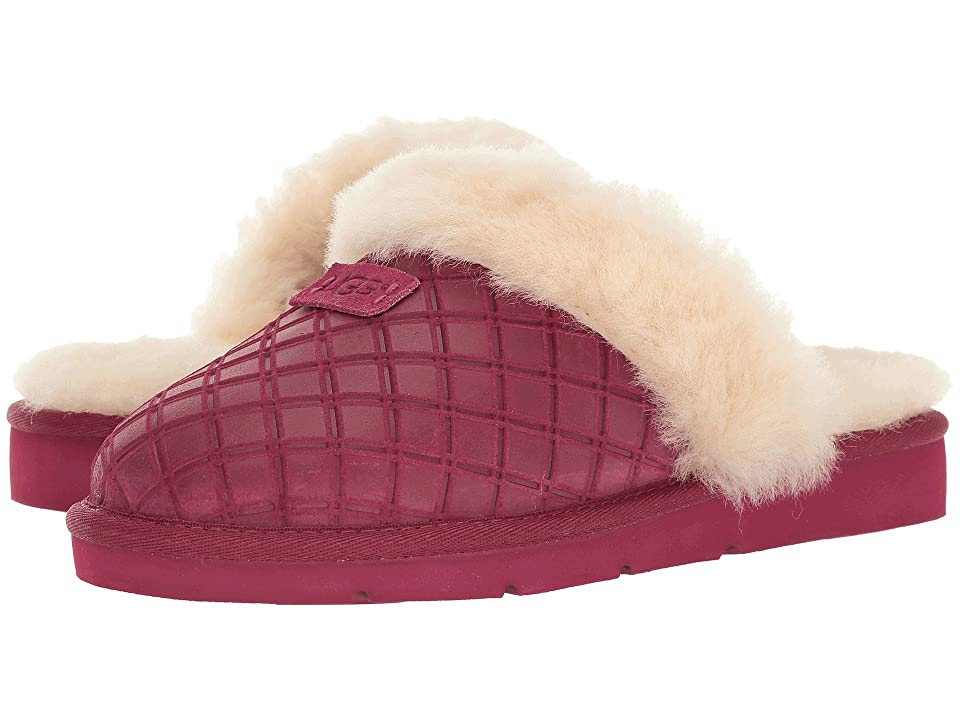 UGG Cozy Double Diamond Holiday Gift Box (Lonely Hearts) Women