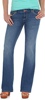 Women's Retro Sadie Low Rise Stretch Boot Cut Jean
