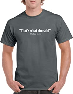 Thats What She Said The Office Shirt