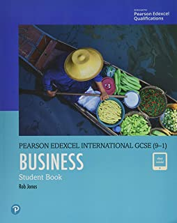 Pearson Edexcel International GCSE (9-1) Business Student Book