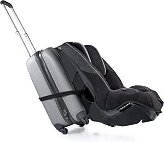 Birdee Car Seat Travel Strap - Car Seat Travel Belt to Convert Your Car Seat and Carry-on Luggage Into an Airport Car Seat Carrier