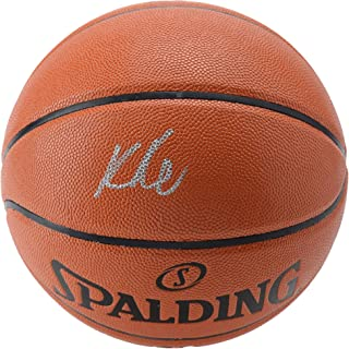 Kyle Kuzma Los Angeles Lakers Autographed Indoor/Outdoor Basketball - Fanatics Authentic Certified - Autographed Basketballs