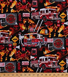 Best fire rescue fabric Reviews