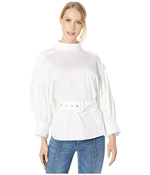 Kate Spade New York Micro Pleat Top