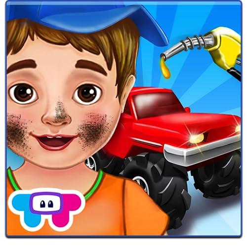 Mechanic Mike - Monster Truck Mania
