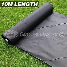 Groundmaster 10m lunghezze di controllo erbacce suolo per giardino